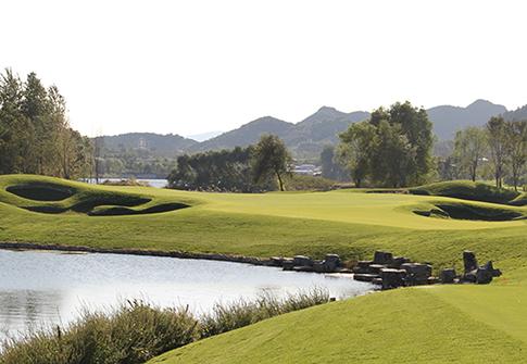 北京雁栖湖APEC高尔夫俱乐部