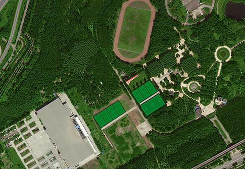 亦庄国际企业文化园足球运动中心