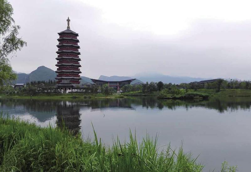 北京·雁栖湖APEC高尔夫球场