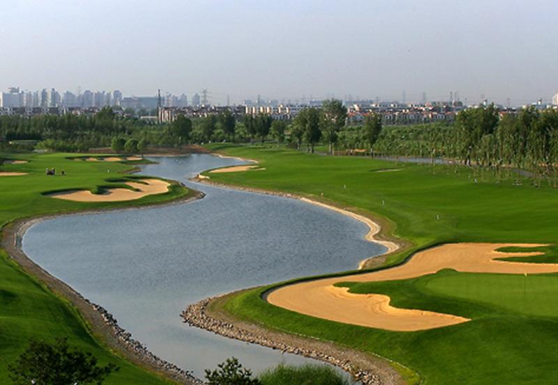 北京CBD国际高尔夫球场